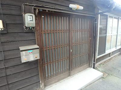 【玄関】ふる里村