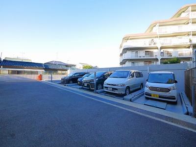 【駐車場】ピアッツァコート西大寺