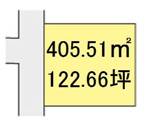 【区画図】【売地】西脇中学校区・20718