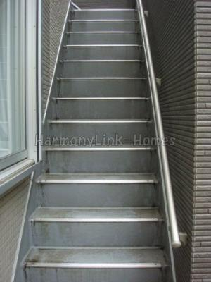 ウェルストン神楽坂の階段★