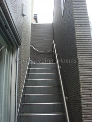 ウェルストン神楽坂の階段❷★