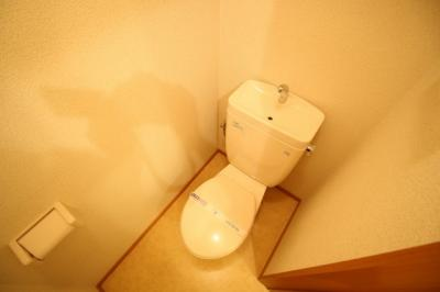 【トイレ】シャルマン御屋敷通