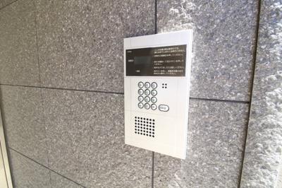 【セキュリティ】グレイス御屋敷通