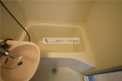 【浴室】宝町ヴィラ