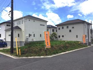 グランファミーロおゆみ野 新築一戸建て 鎌取駅 角地で陽当り風通り良好