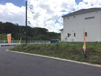 グランファミーロおゆみ野 新築一戸建て 鎌取駅 緑も豊かなおゆみ野。遊歩道近くで安心安全な街