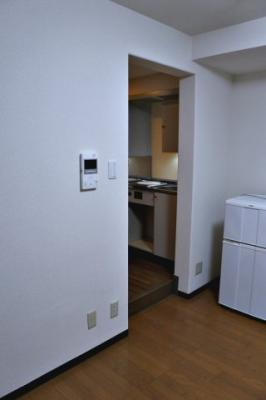 冷蔵庫は撤去済みです