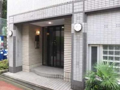 ジュール東高円寺:閑静な住宅街に立地