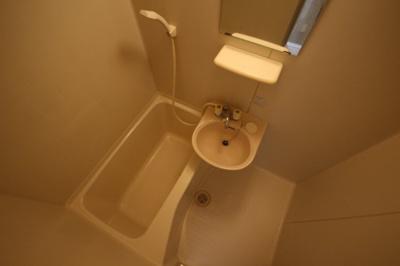 【浴室】秋田マンション