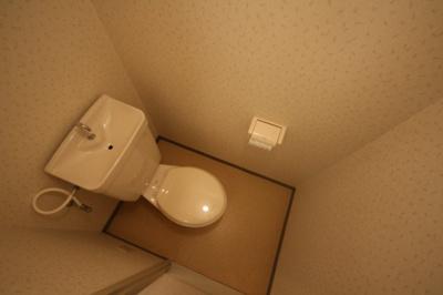 【トイレ】秋田マンション