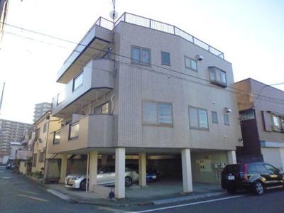 南武線「矢向」駅より徒歩10分!通勤通学・お買物にも便利な立地の3階建てマンションです☆