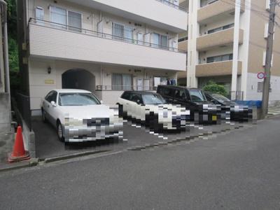 【駐車場】ビバラムジカ