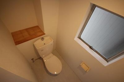 【トイレ】リッチヒル王子公園