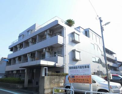 重厚感ある外壁タイル張り!東急東横線「綱島」駅平坦徒歩10分の好立地!