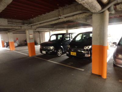 【駐車場】中村10番館