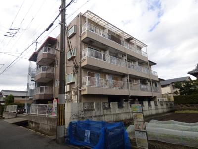 【外観】中村10番館