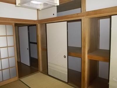 【和室】コーポ峰清