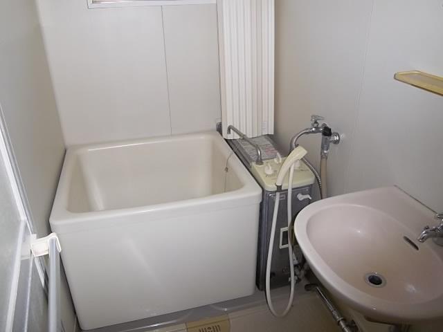 【浴室】コーポ峰清