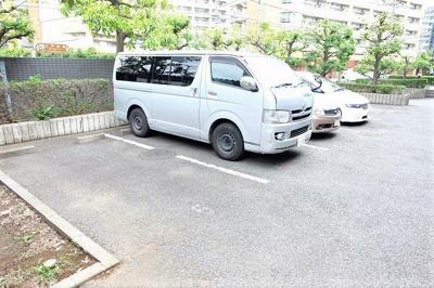 【駐車場】エステートAMN