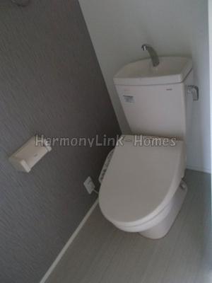 アヴァン中野のトイレ★