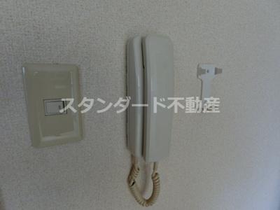 【セキュリティ】メゾン・ド・ヴィレしうん福島