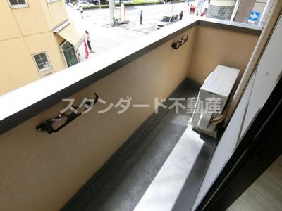 【バルコニー】メゾン・ド・ヴィレしうん福島