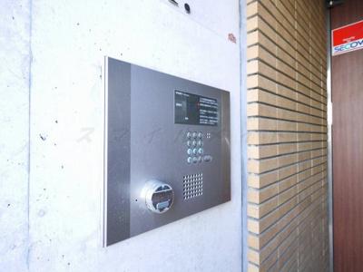 安心のセキュリティ・オートロックも付いてます。