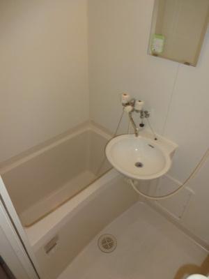 【浴室】レオパレスムジカ