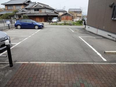 【駐車場】サンパティーク B