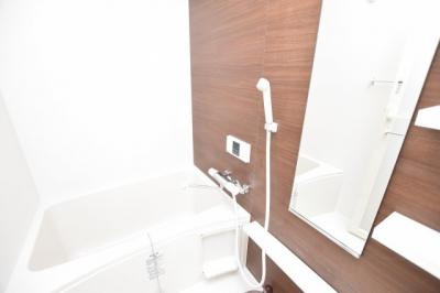 【浴室】カノアシア