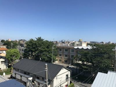 【展望】第一中村マンション