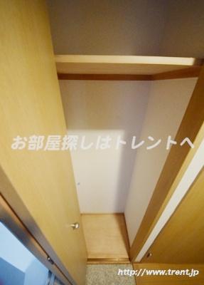【収納】エルヴァージュ神田神保町