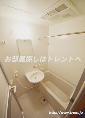 【浴室】エルヴァージュ神田神保町