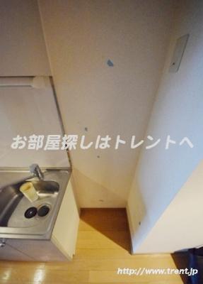 【キッチン】エルヴァージュ神田神保町