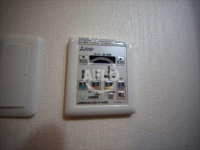 ヒュッテンベルケ大阪なんば 浴室換気乾燥暖房機