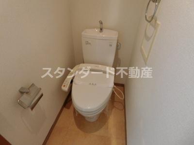 【トイレ】エステムプラザ梅田・扇町公園パークランド