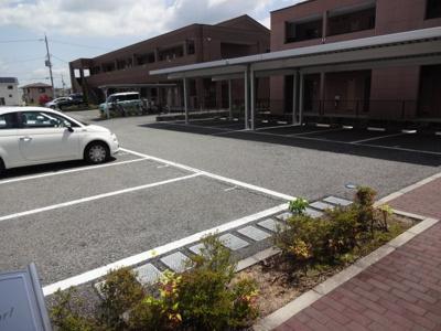 【駐車場】スマイルハート