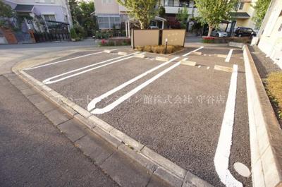 【駐車場】パルティーレⅠ