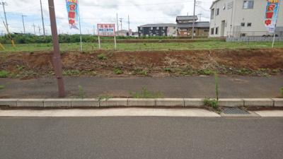 【前面道路含む現地写真】みどりの東34番10