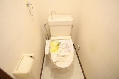 【トイレ】ピアタウン日吉
