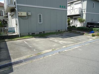 【駐車場】吉楽荘