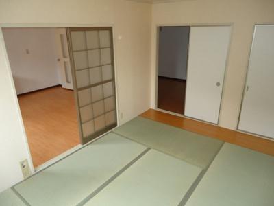 【寝室】吉楽荘