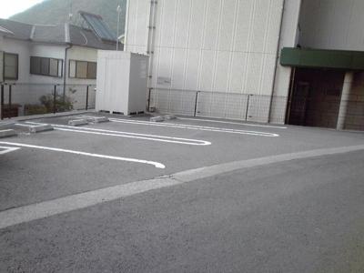 【駐車場】メゾンサンセール