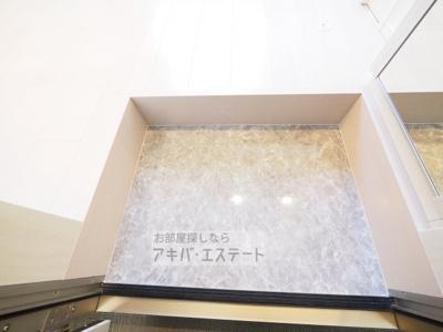 【玄関】ハーモニーテラス足立Ⅱ