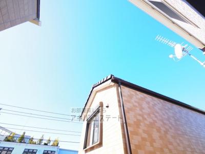 【展望】ハーモニーテラス足立Ⅱ