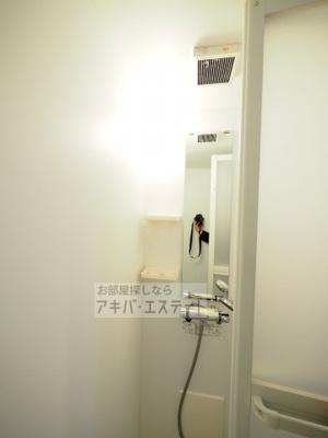 【浴室】ハーモニーテラス足立Ⅱ
