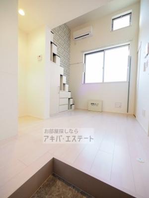 【洋室】ハーモニーテラス足立Ⅱ