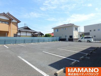 【駐車場】メゾン・ファミールC201