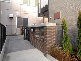 【エントランス】ハヅキ栄町
