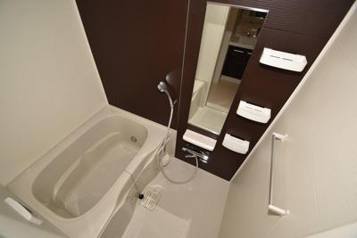 【浴室】サンプラザ浪速